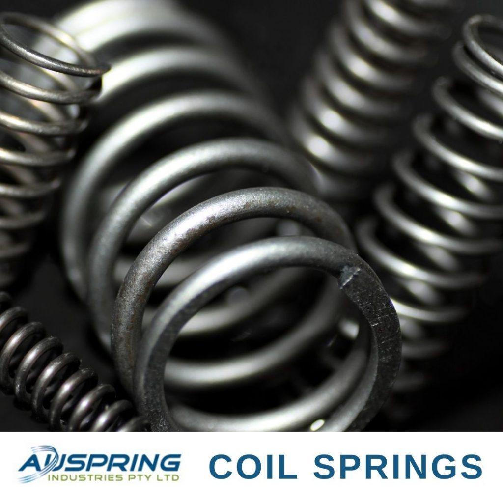 Coil Springs - Auspring Industries